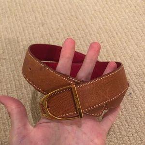Hermès belt
